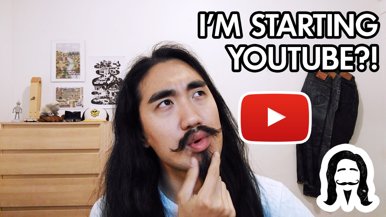 YouTube Thumbnail - Josh Le - Relaunching My YouTube Channel + 60-Day YouTube Challenge